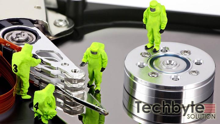 Recuperação de Dados e Conserto de Hard Disk - 1